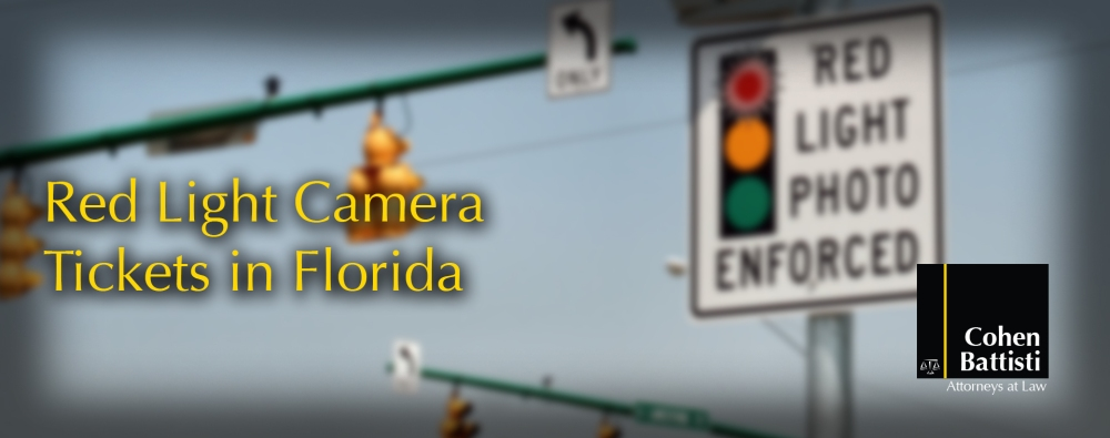cohen battisti attorneys at law winter park orlando lawyer red traffic light cameras